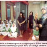 Kunjungi Balai Kota untuk Kenali Surabaya