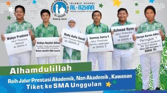 Prestasi Akademis dan no akademis lulusan SMP revisi