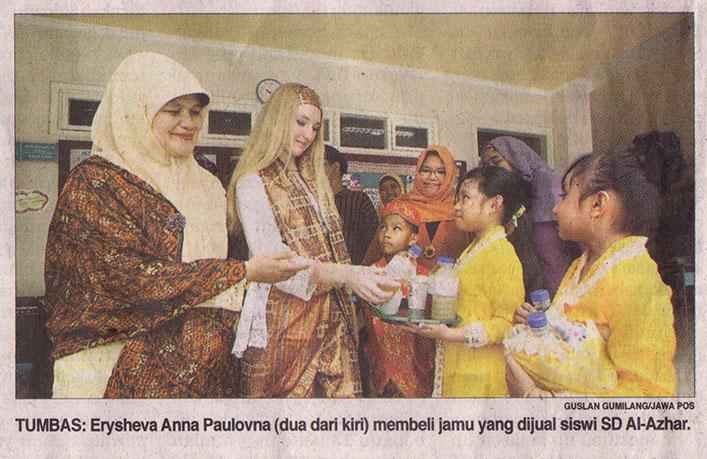 SDIA 35 Kartini day, Metropolis, Hal 36 Jawa Pos Rabu 22 April 2015r