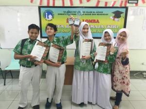 Juara KIR Al azhar se indonesia