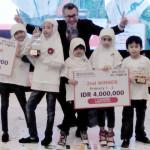 Murid SDIA 11 Surabaya Juara English Olympics 2016