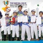 Tim Base Ball SDIA 35 Surabaya Raih Juara 3 Nasional
