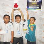 Tim Robotik SDIA 35 Juara 2 Divisi SD, Java Robot Contest VII