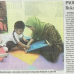 Paud Latih Karakter, Bukan Calistung (Jawa Pos 11 Maret 2016)