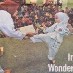 Taekwondo Cilik TK Islam Al Azhar 15, Surya 17 April 2016