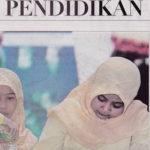 Kolaborasi Sains & Seni SDIA 11 Surabaya @ Jawa Pos 26 Mei 2016