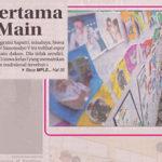 Hari Pertama Sekolah @ Jawa Pos 19 Juli 2016