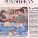 SDIA 11 jadi Pilot Project Pengenalan Kemaritiman, Jawa Pos 2 Agustus 2016