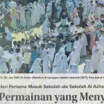 Hari Pertama Masuk, Jawa Pos 11 Juli 2017