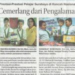 Inovasi Murid SDIA 11 Smarty Counter Robot, Jawa Pos 18 Oktober 2017