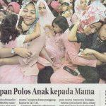 Ungkapan Polos Anak kepada Mama - Jawa Pos 22 Des 2017