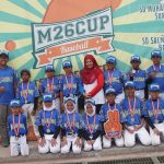 Congratulations SDIA 35 Baseball team as the 2nd winner of M26 Cup