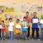 Murid SDIA 11 Memboyong 3 Piala di Kejuaraan ICERO Robotic Se Surabaya, di Mal CiputraWorld 26 Febru...