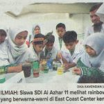 Science Festival SDI Al Azhar 11 Surabaya | Jawa Pos halaman 22 tanggal 20 April 2018