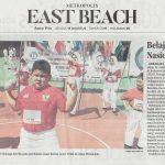 Belajar Mengenal Atlet Nasional Berprestasi-Jawa Pos 14 Agustus 2018