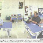 SDIA 52 Sidoarjo Latih Karakter Anak dengan SLC,| Jawa Pos 18 September 2018