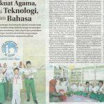 Al Azhar Jatim Jawa Pos Jumat 9 Nov 2018 hal 25,