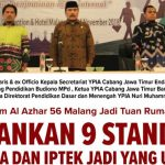 Rakornas Al Azhar Se Indonesia - Jawa Pos Radar Malang Rabu 28 November 2018