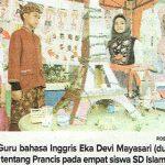 Hari Anak Sedunia SDIA 35 Surabaya | Jawa Pos 21 November 2019