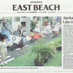 KB-TKIA 15 Ajarkan Tertib Lalu Lintas sejak dini | Jawa Pos 5 Desember 2019