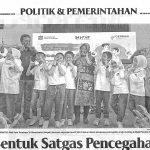 SDIA 35 Bersama Ibu Walikota - Dalam Acara Cegah Stunting Jawa Pos 19 Desember 2019